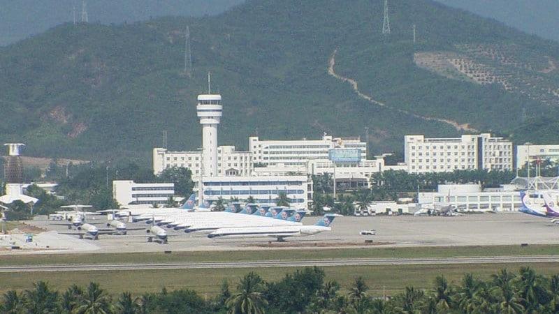 аэропорт Хайнань название