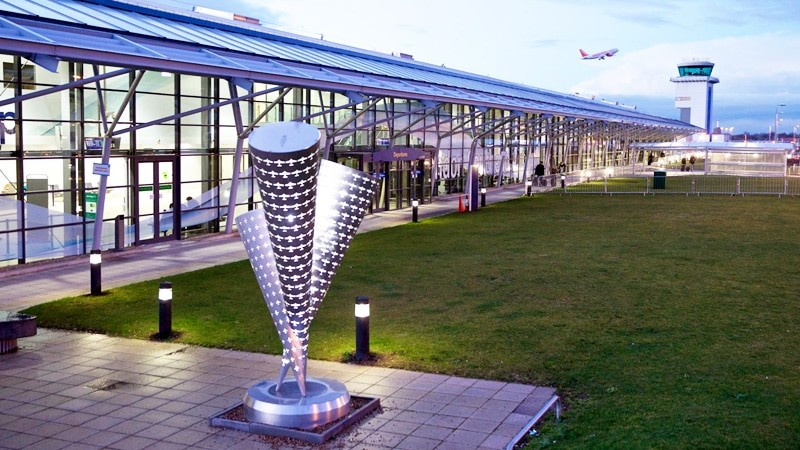 Сколько аэропортов в Лондоне