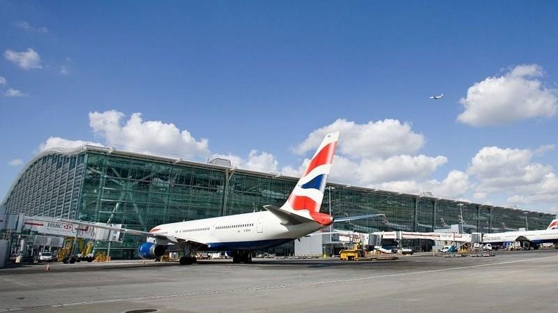 Аэропорт Хитроу Лондон