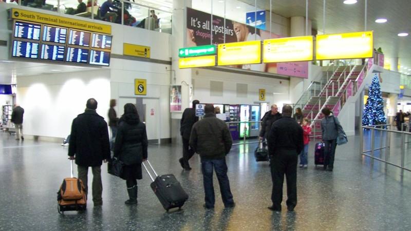 Названия аэропортов Лондона