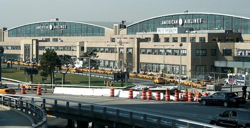 Аэропорт Нью-Йорка Ла Гуардия