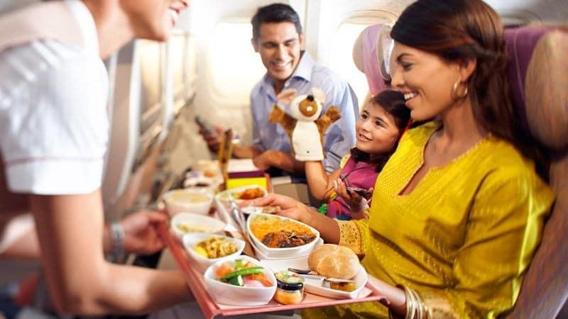 Правила перевозки детского питания в самолете