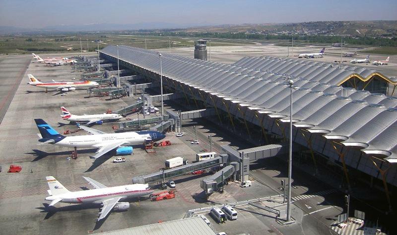 Самый большой аэропорт в Европе