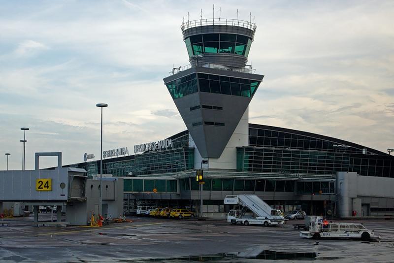 Крупнейшие аэропорты Европы