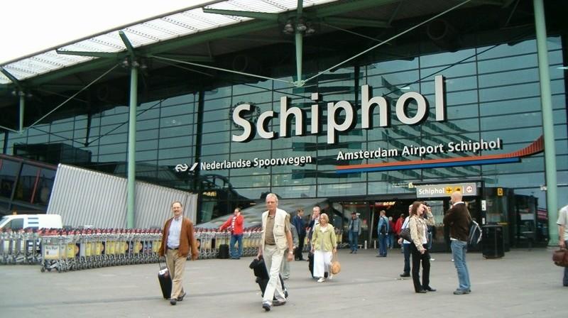 Самый крупный аэропорт Европы
