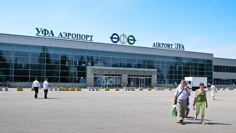 Международный аэропорт Уфы
