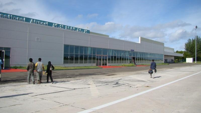 Международные аэропорты Мальдивы