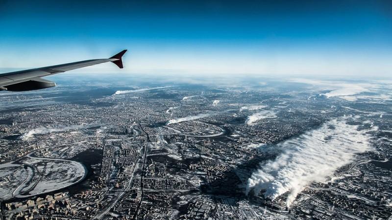 подъемная сила крыла самолета формула