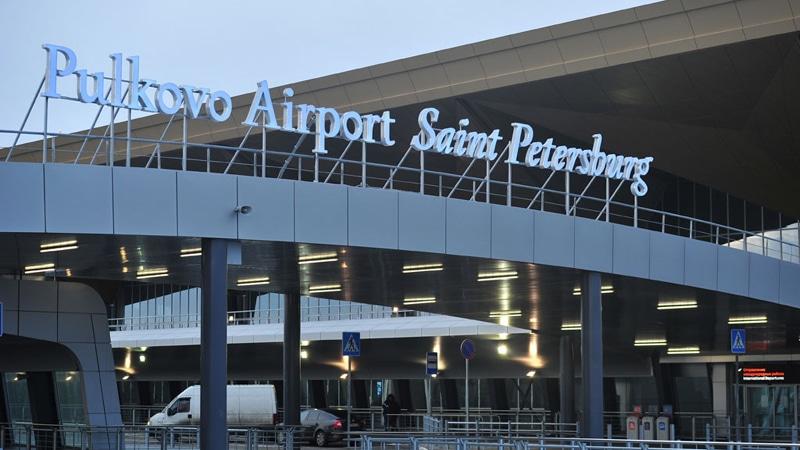 Начало регистрации на внутренние рейсы Пулково