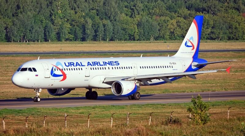 Какие самолеты у Уральских авиалиний фото