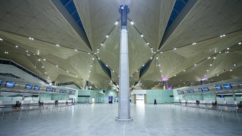 Самые красивые аэропорты России