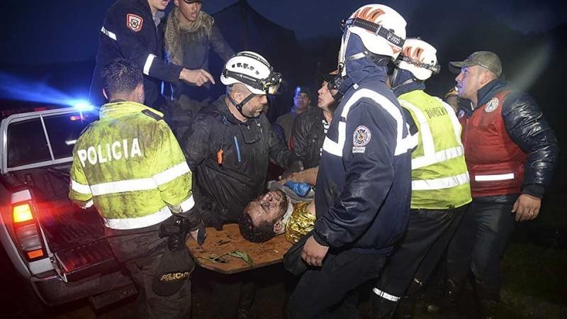 выжившие при крушении самолета