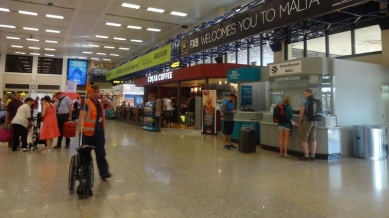 Аэропорт Мальты название
