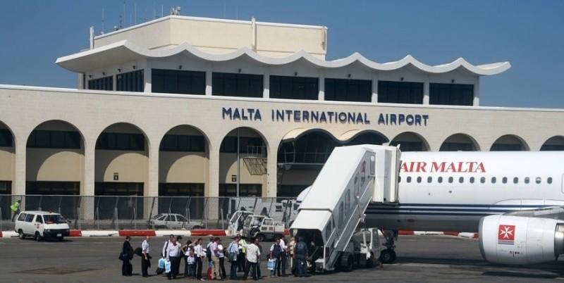 Аэропорт на Мальте