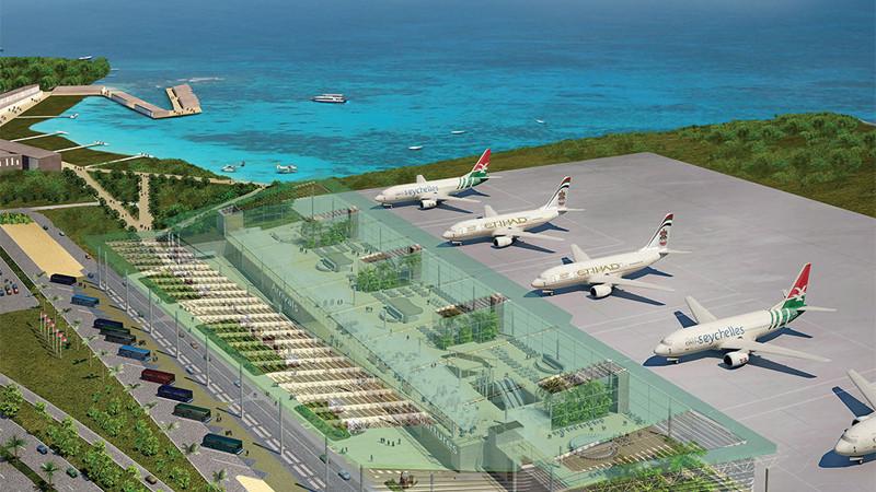 Международный аэропорт Сейшелы