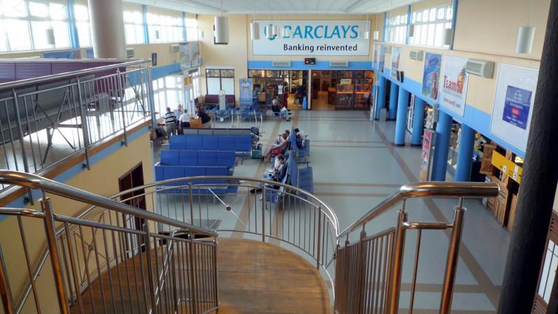 Аэропорт Сейшелы название