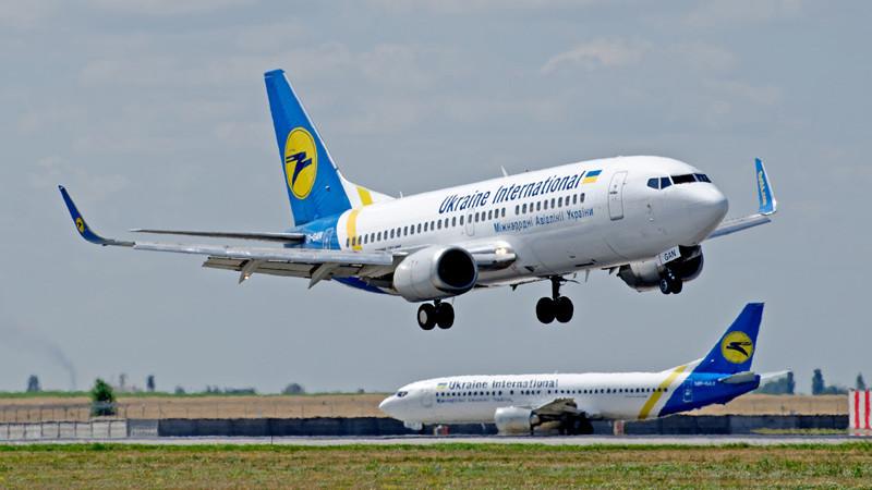 Aэропорты Украины список