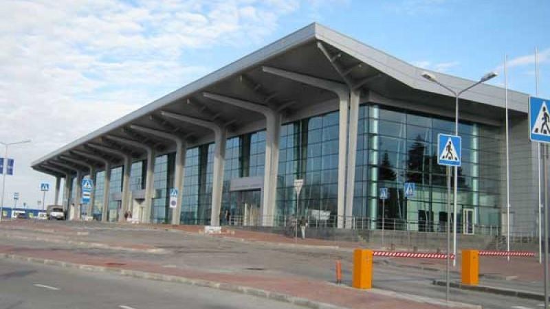 Сколько аэропортов в Украине