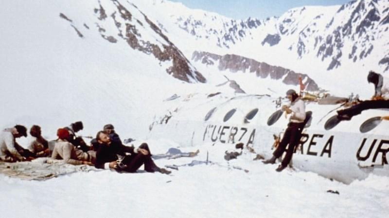 авиакатастрофа в Андах 13 октября 1972 года