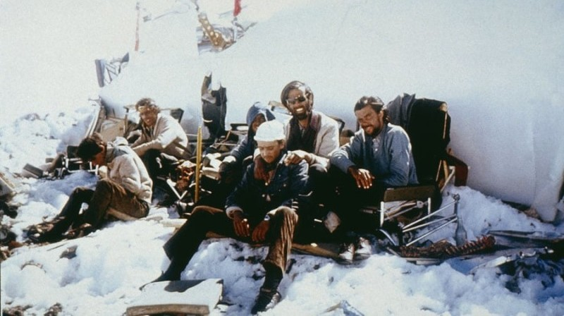 катастрофа в Андах 1972