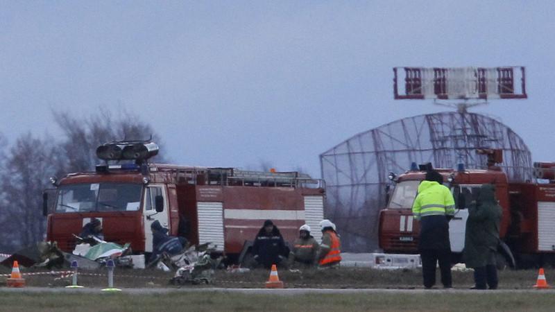 Погибшие в авиакатастрофе в Казани