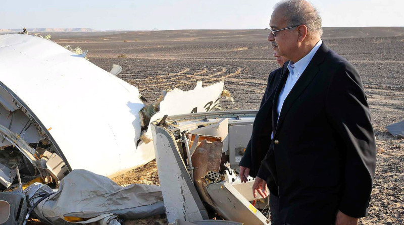 черный ящик самолета упавшего в Египте