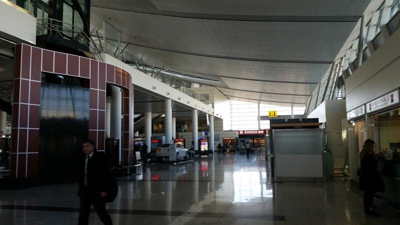 Как доехать из аэропорта Тбилиси до Тбилиси