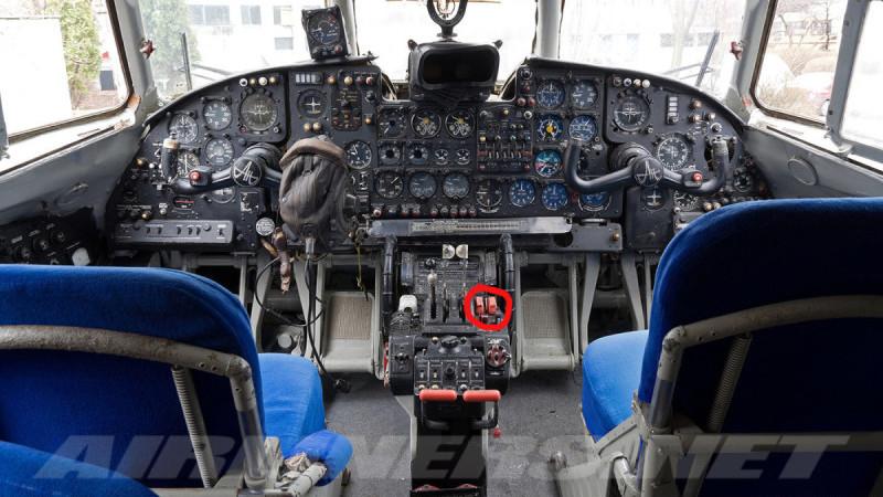 есть ли стоп-кран в самолете