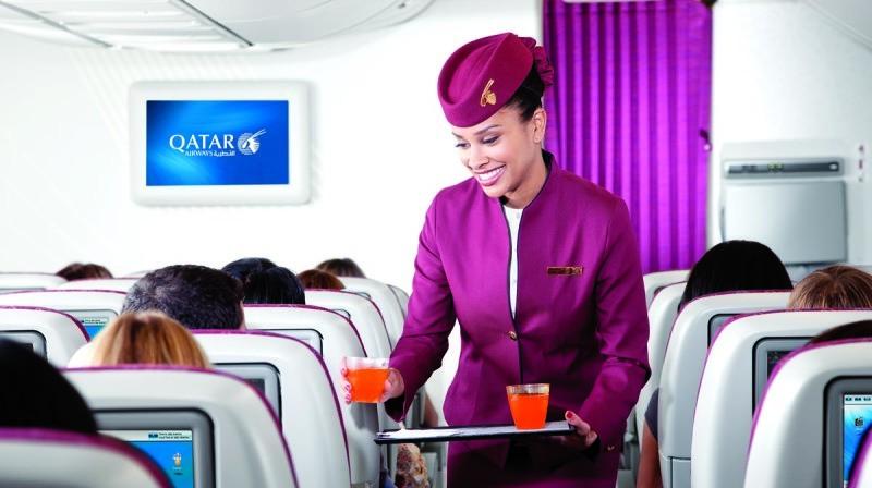 стюардесса это