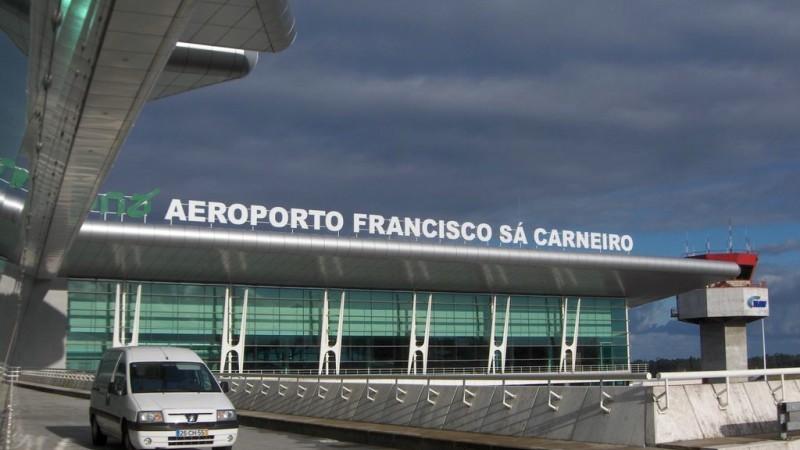 Аэропорт Порто