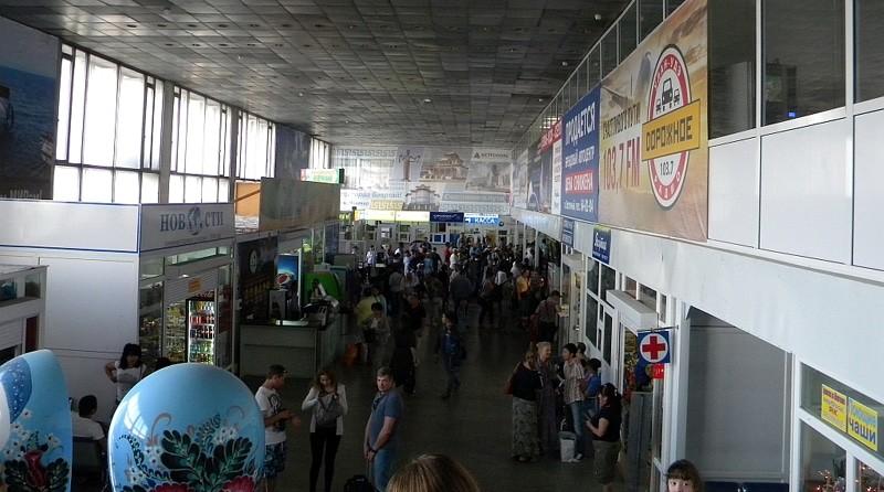 Аэропорт на Байкале