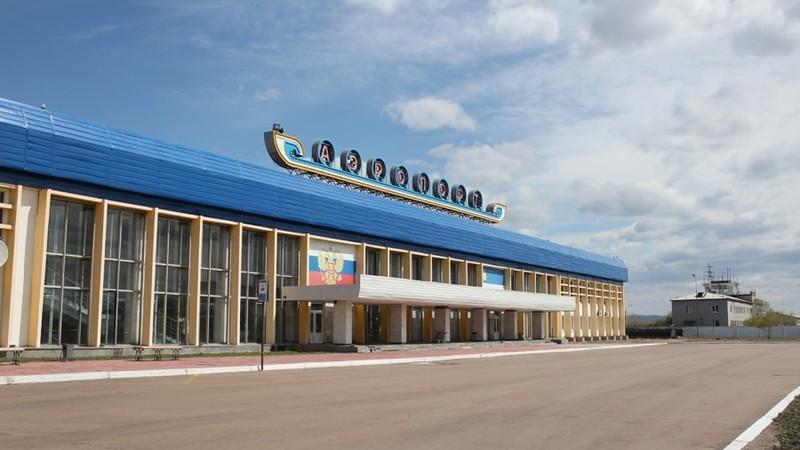 Аэропорт рядом с Байкалом