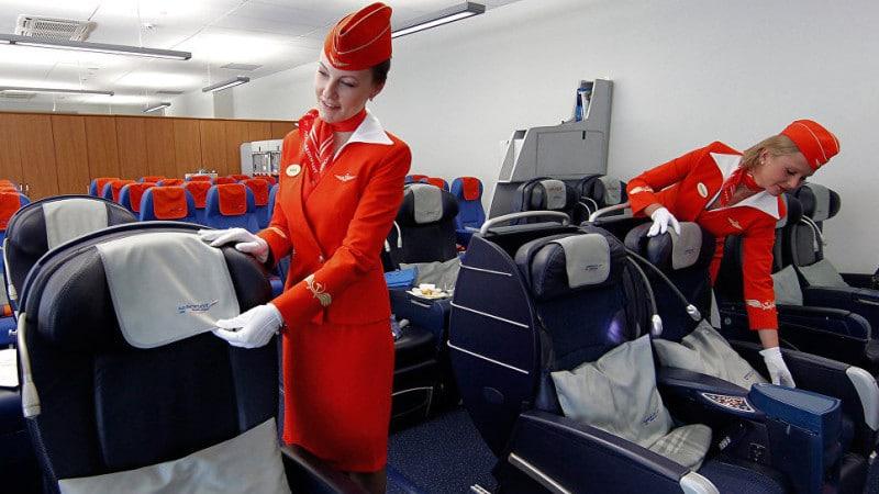 Пенсионный возраст стюардессы
