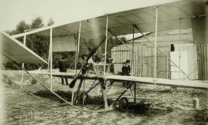 первый полет самолета в России