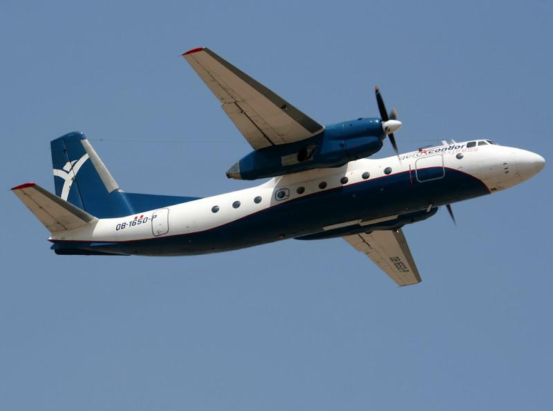 Самолет Ан-24 фото