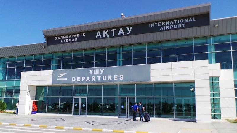 сколько аэропортов в Казахстане