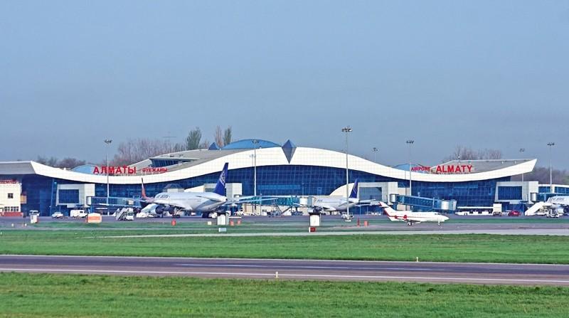 Международный аэропорт Казахстана