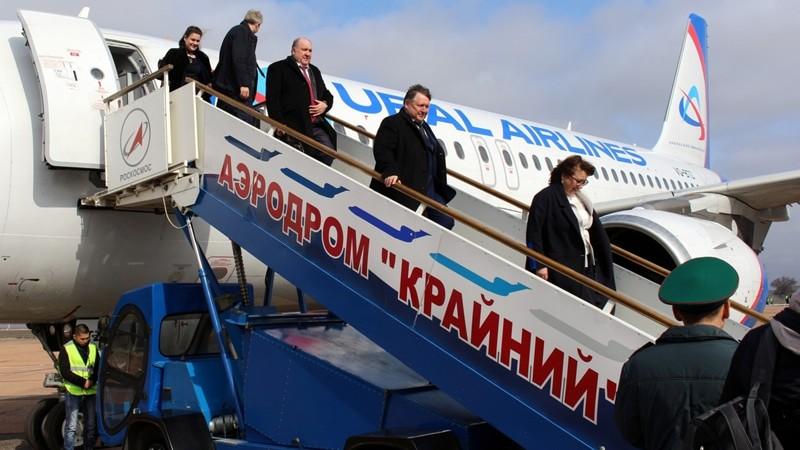 Аэропорты Казахстана на карте