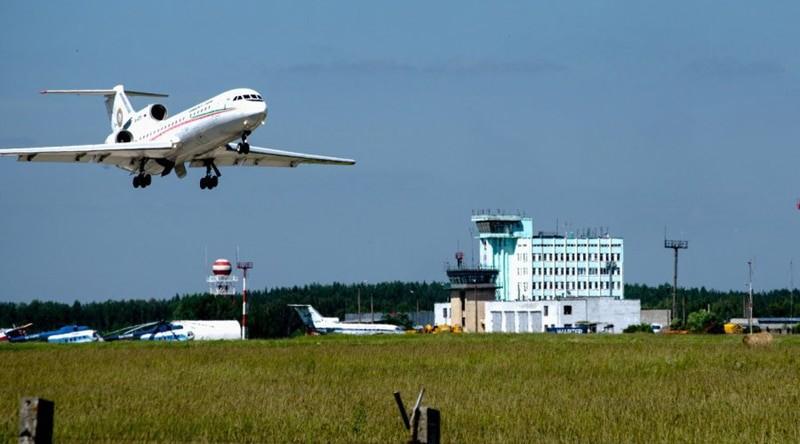 Есть ли аэропорт в Брянске