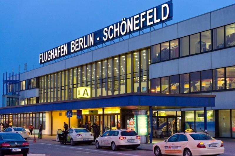аэропорт SXF Берлин