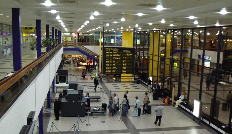 аэропорт Шенефельд Берлин как добраться до города