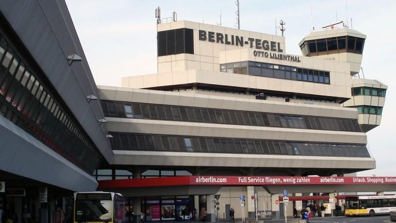 аэропорт Берлина Тегель как добраться до города