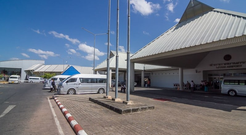 расстояние от аэропорта Краби до Пхукета
