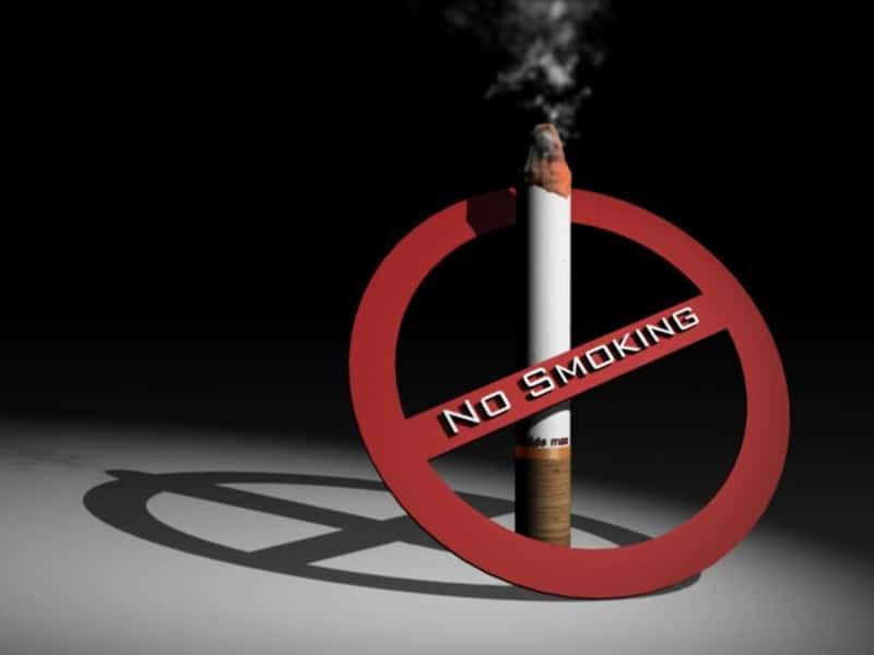 Зона для курения Внуково