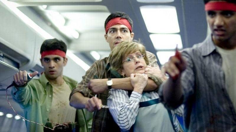 фильм про террористов в самолете
