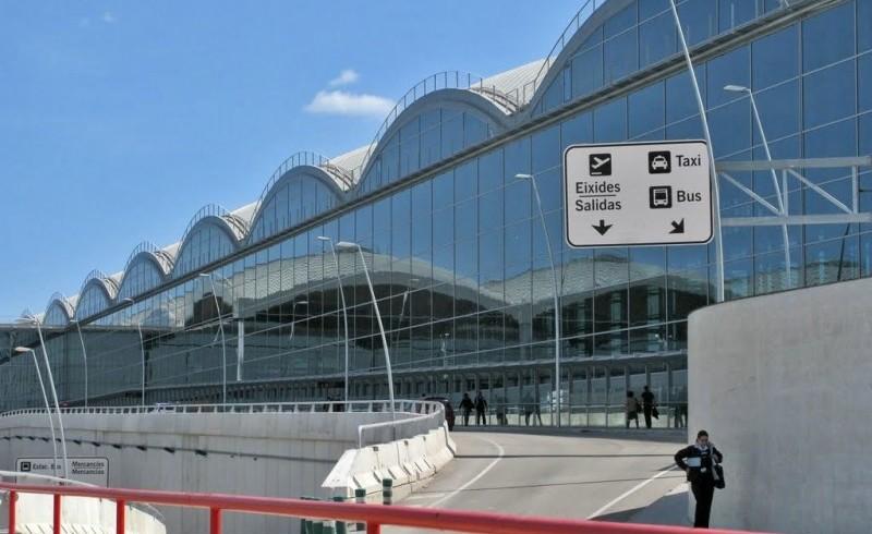 как добраться из аэропорта Аликанте в город
