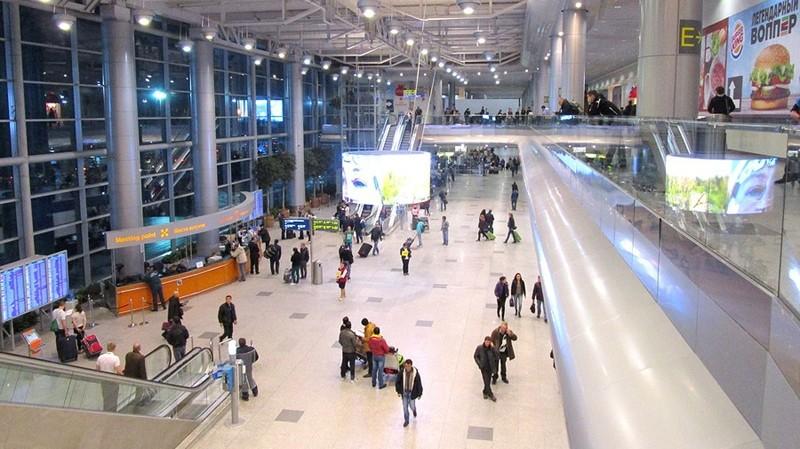 Где в аэропорту Домодедово можно курить