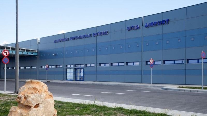 Международные аэропорты Крита