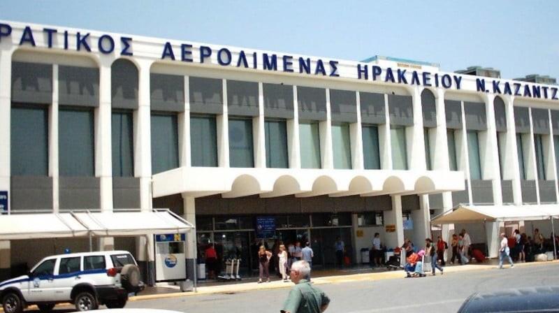 Аэропорт на Крите