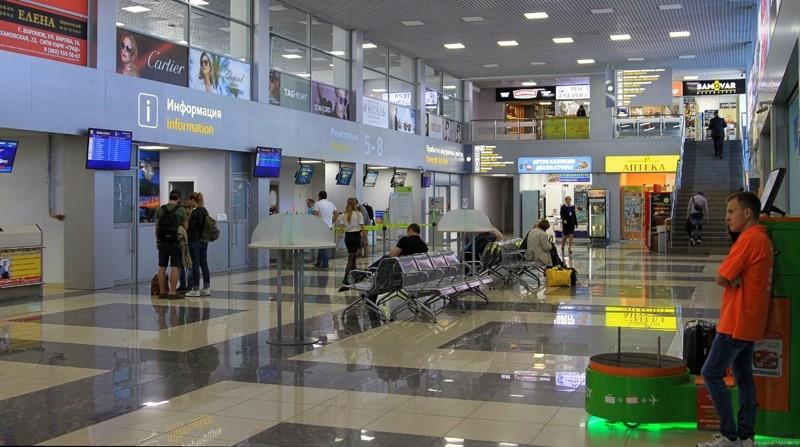 Международный аэропорт Воронеж Чертовицкое